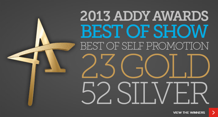 Addys Awards 2013 Winners