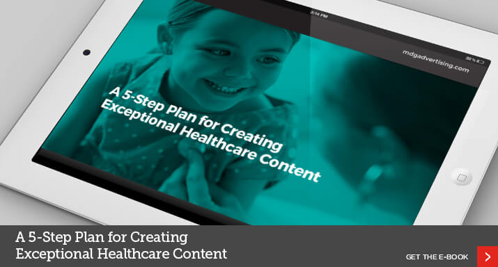 A 5-Step Plan for Creating Exceptional Healthcare Content.
