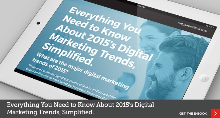 Everything You Need to Know About 2015's Digital Marketing Trends, Simplified