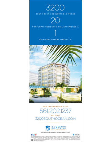 3200 South Ocean Ad Campaign