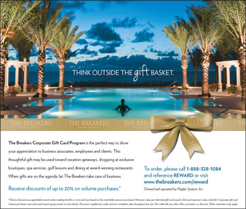 Corporate Holiday Gift Card Ad