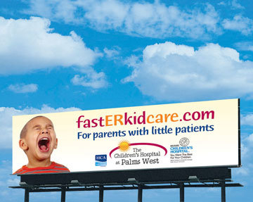 Pediatric Billboard