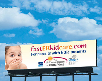 Pediatric Billboard 3