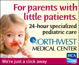 Pediatric ER Web Banner Ad