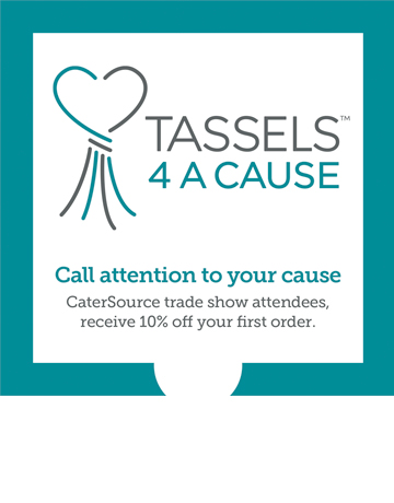 Tassels 4 A Cause Trade Show Card