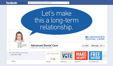 Vote For Your Favorite Hygienist Campaign - Timeline