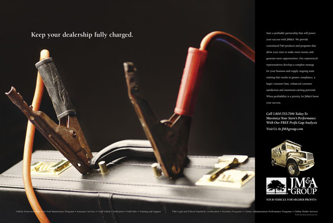 Print Advertising Techniques Integrated Marketing Agency