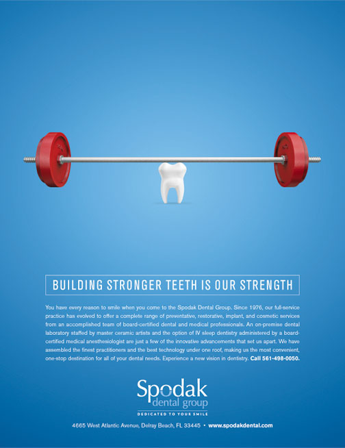 From The Positive Word Of Mouth Wed Say Our Campaign Has Spodak Dental Group Grinning Ear To
