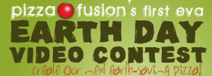 Create the next Pizza Fusion earth-saving pizza and win!