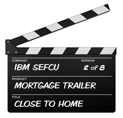 Credit Union Advertising: MDG Makes Multimedia Movie Magic With IBM Southeast Employees' Federal Credit Union's Mortgage Promotion. Second In A Series Of Eight.