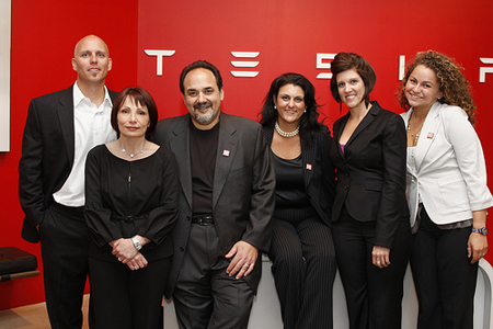 An Exhilarating Experience Was Had By All, Courtesy Of MDG & Tesla Motors