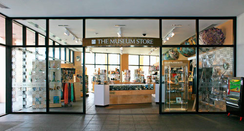 Museum Store Sales Up 76%