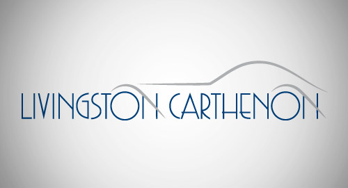 Branding Livingston-Carthenon logo design