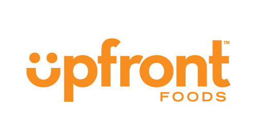 MDG Serves Up a Logo for Upfront Foods