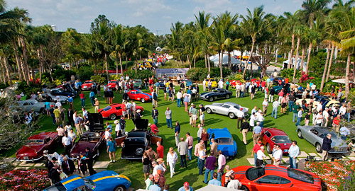 Cavallino Classic Ferrari Celebrates Its 20th Anniversary at The Breakers Palm Beach