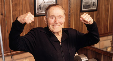 Eight lessons from the life and work of Jack LaLanne