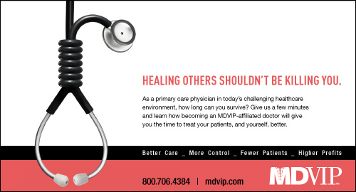 A New MDVIP Campaign Is Just What The Doctor Ordered