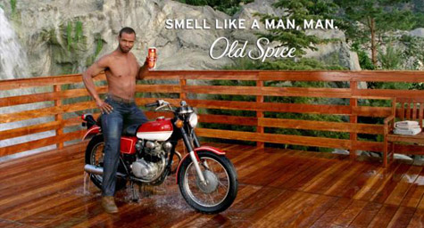 Old Spice Debuts A New Ad Campaign