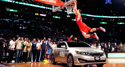 Blake Griffin Nets A Slam-Dunk For Kia