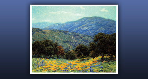 Now Showing At The Boca Raton Museum: California Impressionism: Paintings from The Irvine Museum