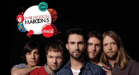 MDG Advertising blog-coca-colamaroon_5