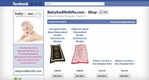 Is Facebook The Next Face Of E-Commerce?