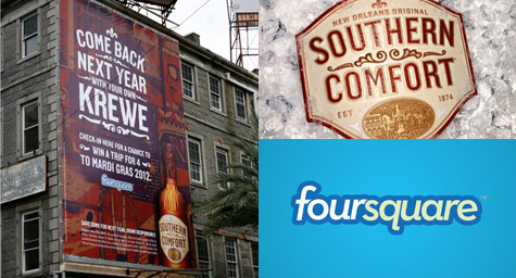 Southern Comfort Gets A Pick-Me-Up From New Media