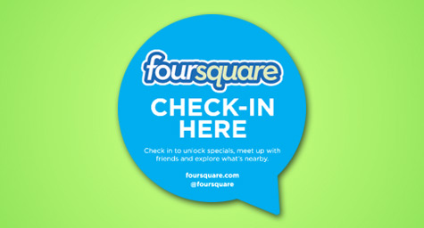 Factor In Foursquare To Build Business