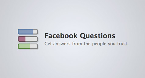 Facebook Answers All With A New Questions Feature