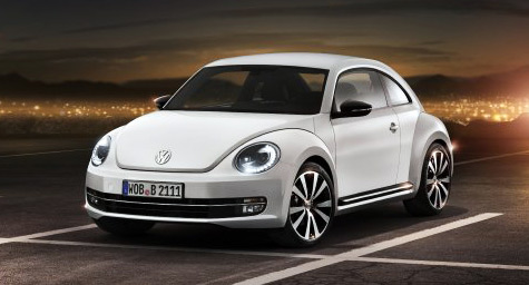 VW Beetle Revs Up To Return
