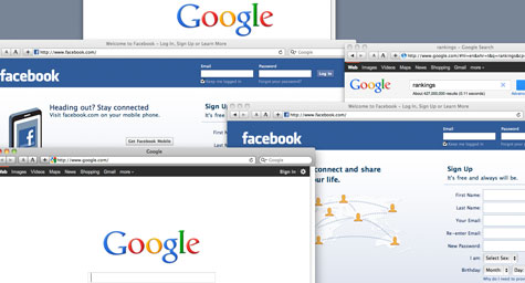The Link Between Facebook Shares And Google Rankings