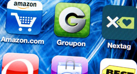 New Groupon App Reveals Real-Time Deals