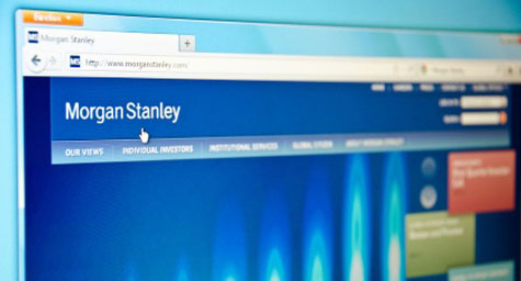 Morgan Stanley Becomes First Financial Firm On Social Media Scene