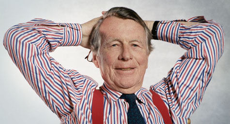 "Why David Ogilvy Would ""Like"" Social Media"