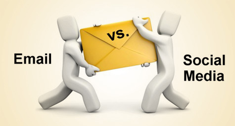 Use Social Media To Improve Email Marketing Campaigns