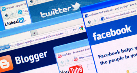 Millionaires Favor Facebook Over Twitter And LinkedIn