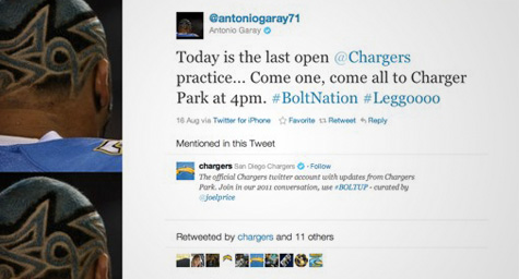 Why Social Media Is A Game-Changer For The NFL