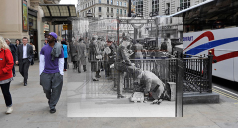 Museum Of London Releases Augmented Reality App For Historical Photos