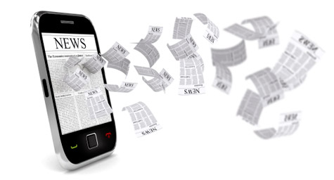 Mobile Marketing: Newspapers' Mobile Traffic Surges