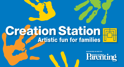 Boca Museum Starts Monthly Creation Station
