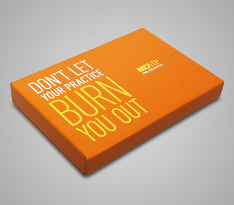 MDG's New Physician Recruitment Direct Mail for MDVIP Promotes a Bright Future