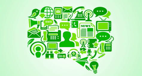In 2012, Social Will Be the Key in Green Advertising Mix