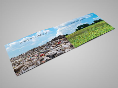 MDG Supplies Food Cycle Science With Fresh Marketing Collateral