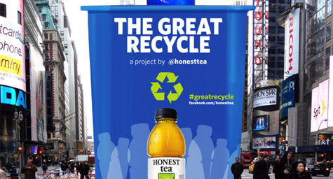 Eco-Minded Advertising: Part of Waste Problem is Now Part of Solution