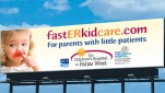 Pediatric Ad camapig for HCA East Florida