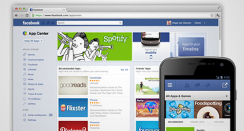 Facebook Launches App Center and Lets You Sell Apps