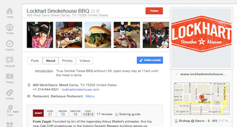 Google+ Local to Replace Places as Google Makes a Play for More Mobile Ad Dollars