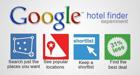 Google's Hotel Finder Launches New Feature