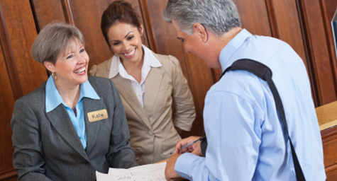 Hotel Guest's First Impression More Critical These Days