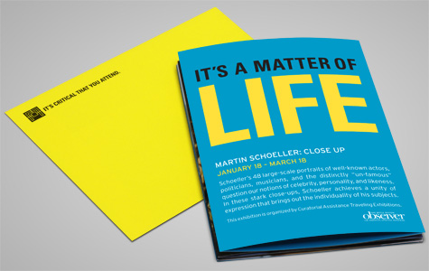 MDG Advertising is Good as Gold with Another Gold ADDY® Award for Boca Raton Museum of Art Direct Mail